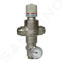 """Sanela Accessori - Valvola di miscelazione termostatica 6/4"""" SLT 10"""
