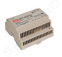 Sanela Napájecí zdroje - Napájecí zdroj na lištu, 85-240V AC/24V DC, 100W SLZ 04X