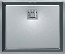 Franke Centinox - Nerezový dřez CMX 110-50, 530x440 mm 122.0286.535