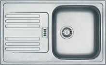 Franke Euroform - Drez EFL 614-78 z nehrdzavejúcej ocele, 780x475 mm, tkaná štruktúra 101.0286.768