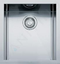 Franke Planar - Drez PPX 110-38 z nehrdzavejúcej ocele, 420x450 mm 122.0203.472