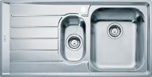 Franke Neptun - Lavello in acciaio inox NEX 251/7, 1004x514 mm 127.0059.717