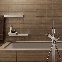 Axor Universal - Porte-savon/étagère, chrome 42803000