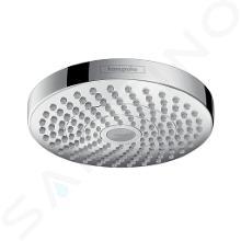 Hansgrohe Croma Select S - Hoofddouche 108 2jet EcoSmart 9l/min, chroom 26523000