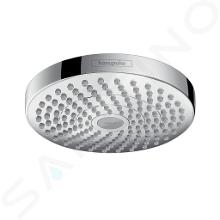 Hansgrohe Croma Select S - Hoofddouche 180 2jet, chroom 26522000