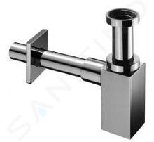 Schell Quad - Designový sifón QUAD, chróm 015050699