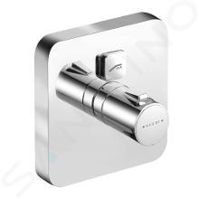 Kludi Push - Termostatická sprchová baterie, 1 výstup, chrom 388010538