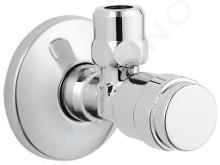Grohe Eggemann - Rohový ventil, chróm 41263000