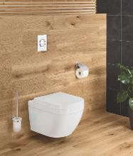 Grohe Essentials - Set pulizia WC, cromato 40374001