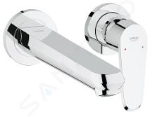 Grohe Eurodisc Cosmopolitan - Mitigeur thermostatique 2 trous, chrome 19974002