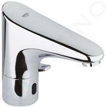 Grohe Europlus E - Mitigeur électronique de lavabo, chrome 36015001