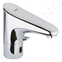 Grohe Europlus E - Mitigeur électronique de lavabo, chrome 36207001