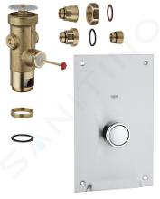 Grohe Tlačné ventily - Tlakový splachovač pod omietku 42902000