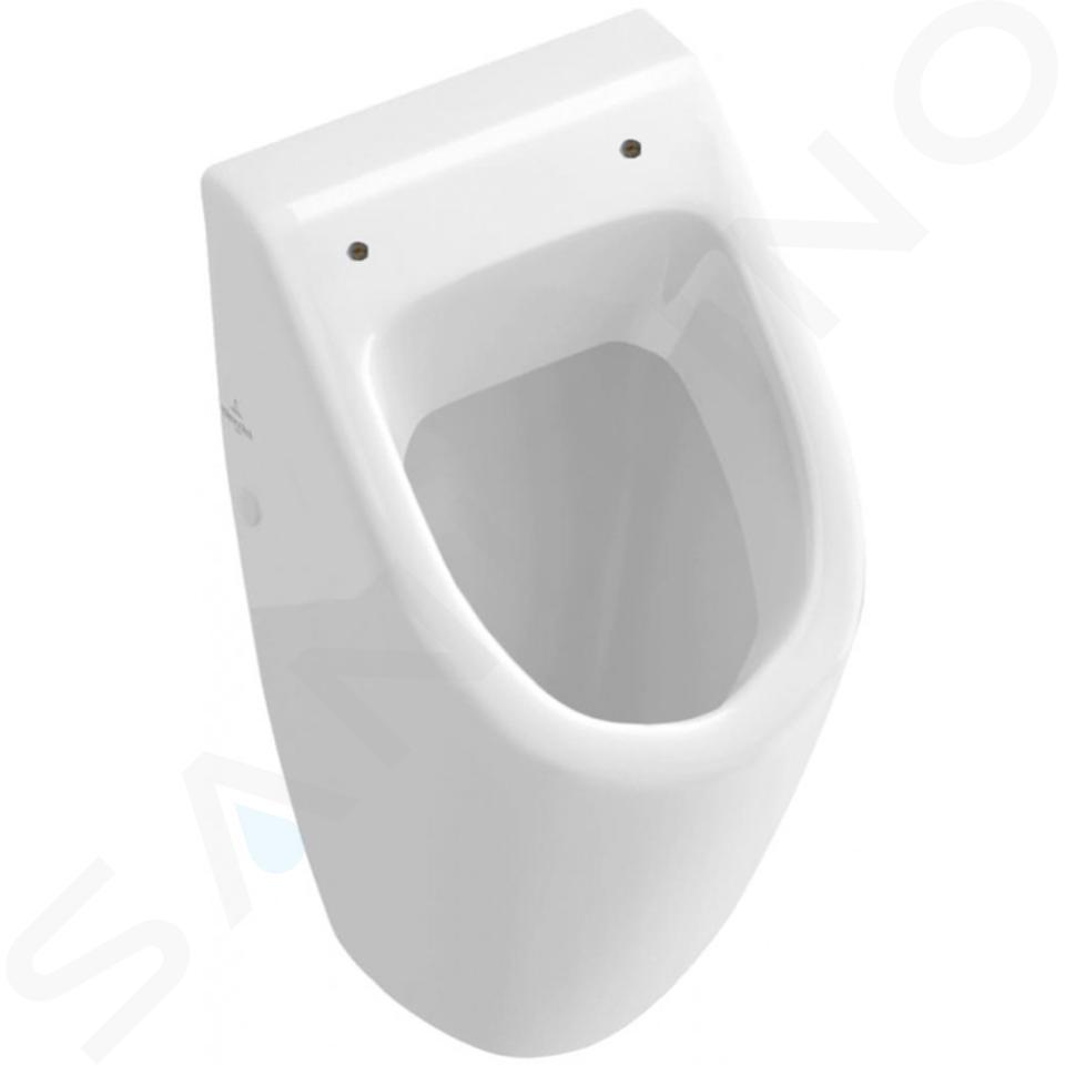 Villeroy & Boch Aveo - Absaug-Urinal für Deckel, CeramicPlus, Alpinweiß 751301R1
