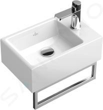 Villeroy & Boch Memento - Držák na ručník, 345x100 mm, ušlechtilá ocel 874934D7