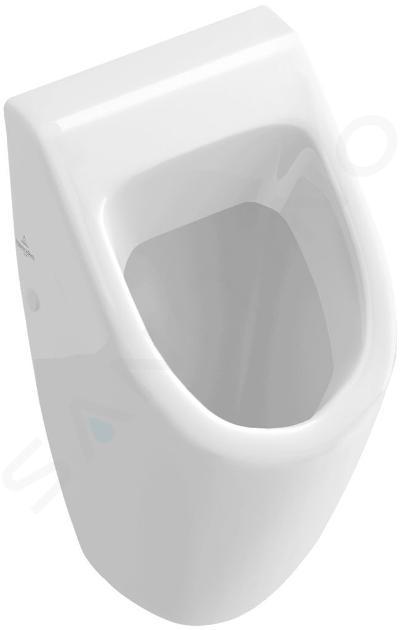 Villeroy & Boch Subway - Urinoir, zonder deksel, alpine wit 75130001