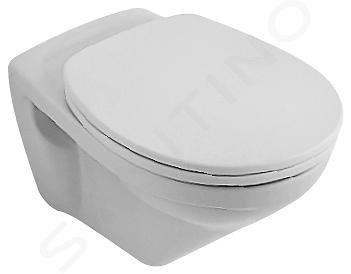Villeroy & Boch Omnia Classic - Wand-WC, 360 mm x 540 mm, Weiß - Wand-WC, mit CeramicPlus 768210R1
