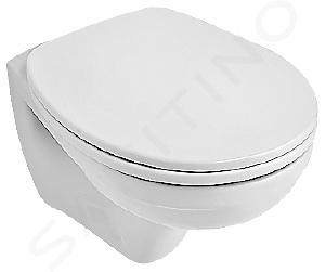 Villeroy & Boch Omnia Classic - Hangend toilet, Aquareduct, Ceramicplus, wit 766710R1