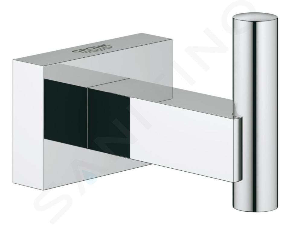 Grohe Essentials Cube - Háček, chrom 40511001