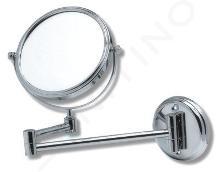 Novaservis Kúpeľňové doplnky - Kozmetické zrkadlo, chróm 6868,0