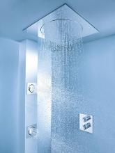 Grohe Rainshower F - Series 20, plafonddouche, chroom 27286000