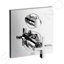 Axor Citterio - Miscelatore termostatico ad incasso per vasca da bagno, cromato 39725000