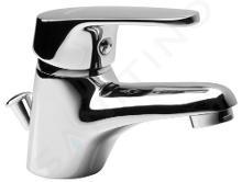Novaservis Ferro Smile - Mitigeur de lavabo avec vidage, chrome 71001,0