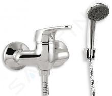 Novaservis Ferro Smile - Sprchová nástenná batéria so sprchovou hlavicou, chróm 71064,0