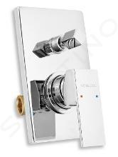 Novaservis Nobless Edge - Inbouw badkraan, chroom 36050R,0