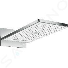 Hansgrohe Rainmaker Select - Hlavová sprcha 580, 3 prúdy, EcoSmart 9 l/min, biela/chróm 24011400