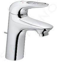Grohe Eurostyle - Miscelatore monocomando S per lavabo, cromato 33558003