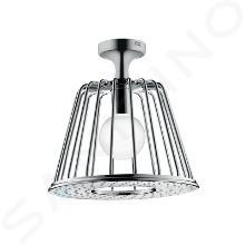 Axor LampShower - Horná sprcha 1jet s napojením od stropu a sdizajnom Nendo, chróm 26032000