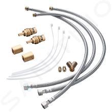 Axor Accessoires - Rallonge flexibles pour mélangeur 3 trous 38959000