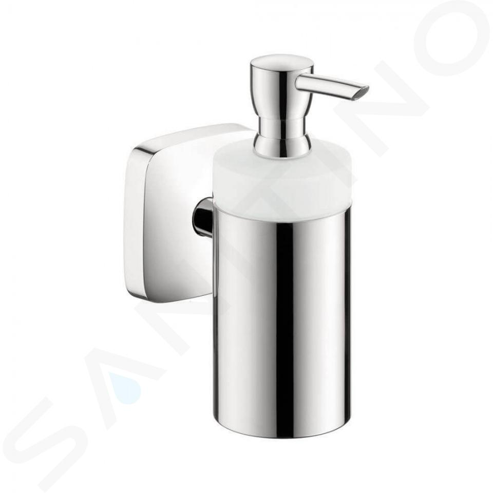 Hansgrohe PuraVida - Distributeur de savon liquide, chrome 41503000