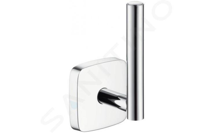 Hansgrohe PuraVida - Réserve de papier toilette, chrome 41518000