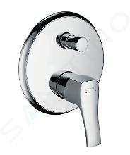 Hansgrohe Metris Classic - Mitigeur de baignoire encastré, chrome 31485000