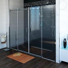 Gelco Dragon - Sprchové dvere 1800 mm, číre sklo GD4810