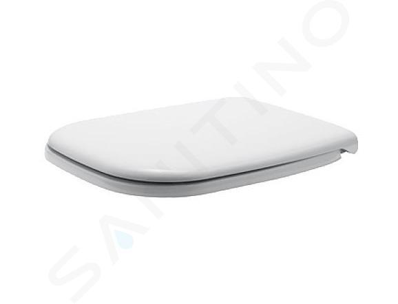 Duravit D-Code - Abattant de toilette SoftClose, blanc 0067390000
