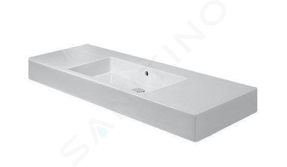 Duravit Vero - Waschbecken 1050x490 mm, ohne Überlauf, Alpinweiß 0329100060