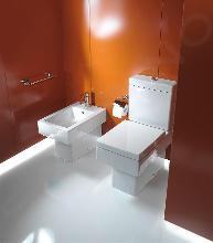 Duravit Vero - Stand-Bidet 370x570x400 mm, Alpinweiß 2240100000