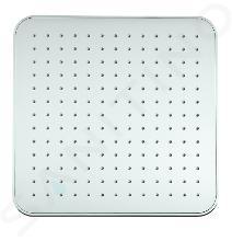 Laufen Príslušenstvo - Hlavová sprcha, 302mmx302mm, nehrdzavejúca oceľ H3679810041301