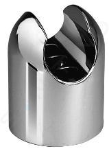 Laufen Příslušenství - Nástěnný držák pro ruční sprchu, chrom H3699800046001