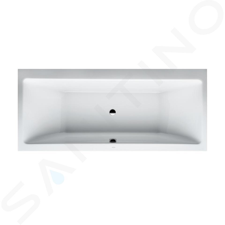 Laufen Pro - Vana s konstrukcí, 1800x800 mm, bílá H2329510000001