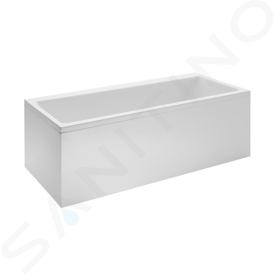 Laufen Pro - Vana s konstrukcí, 1700x700 mm, bílá H2309510000001