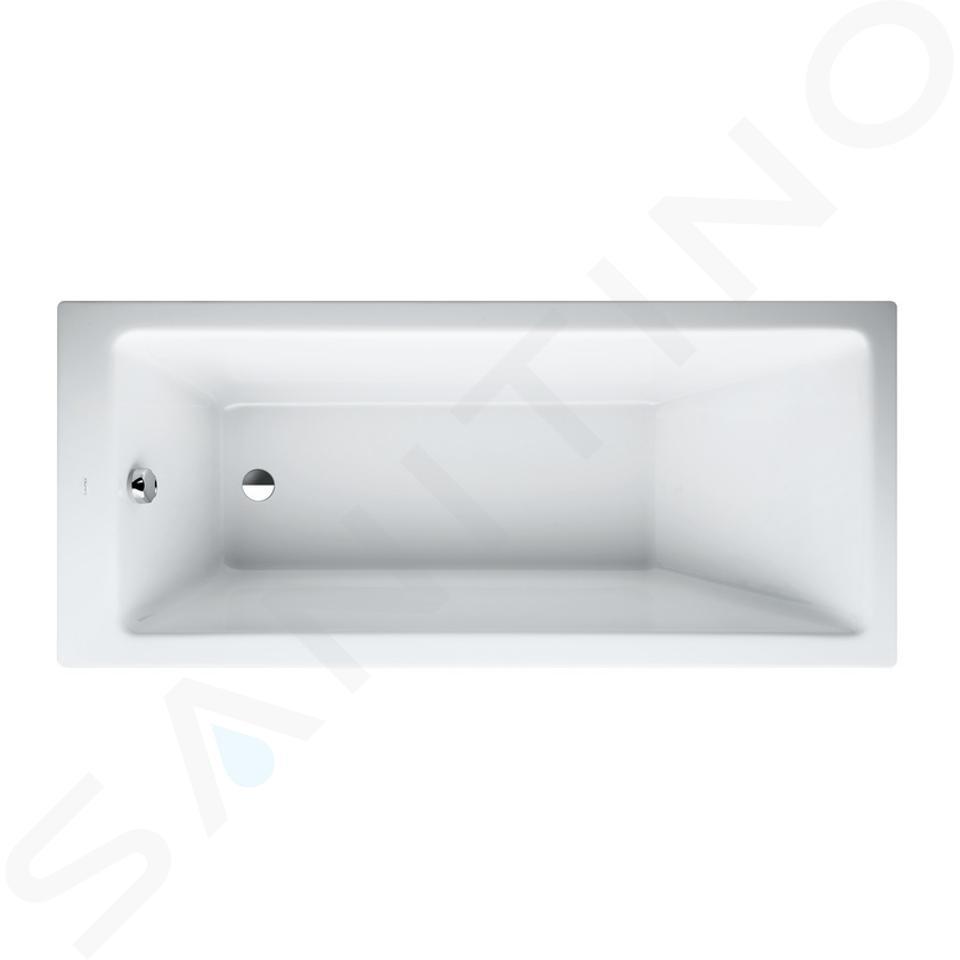 Laufen Pro - Vestavná vana 1600x700 mm, bílá H2339500000001