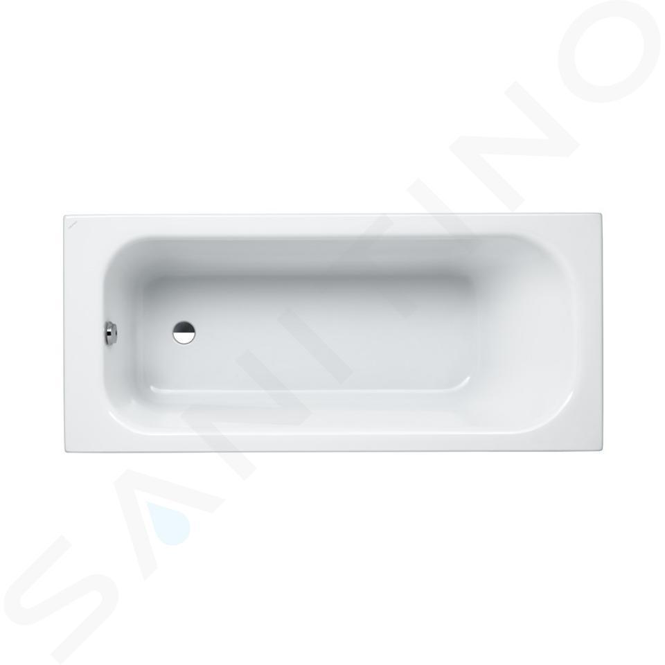 Laufen Solutions - Vana, 1700x750 mm, bílá H2235000000001
