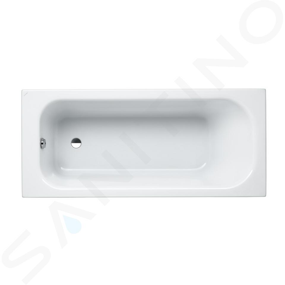 Laufen Solutions - Vana s konstrukcí, 1700x750 mm, bílá H2235010000001