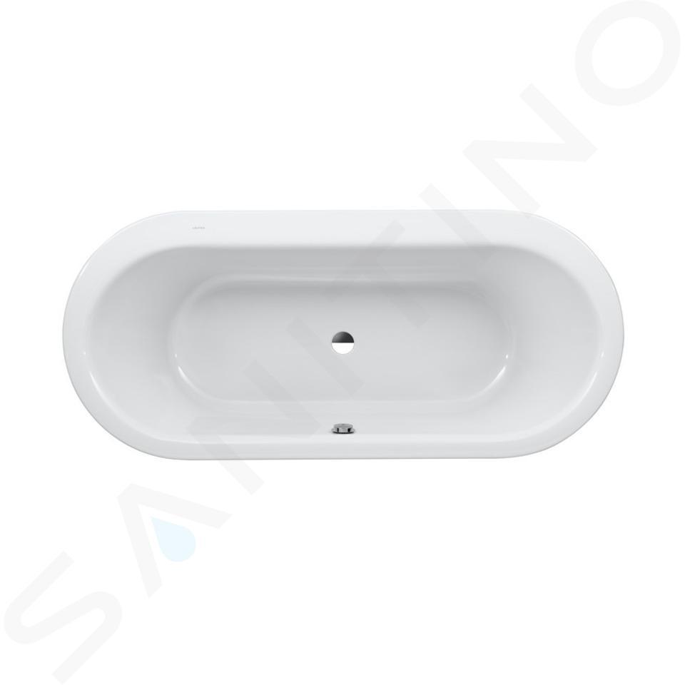 Laufen Solutions - Vana, 1700x750 mm, bílá H2225100000001
