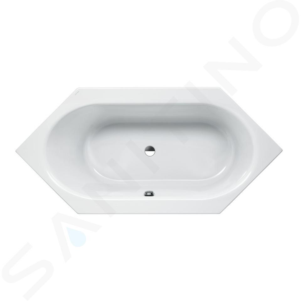 Laufen Solutions - Vana, 1900x900 mm, bílá H2255200000001
