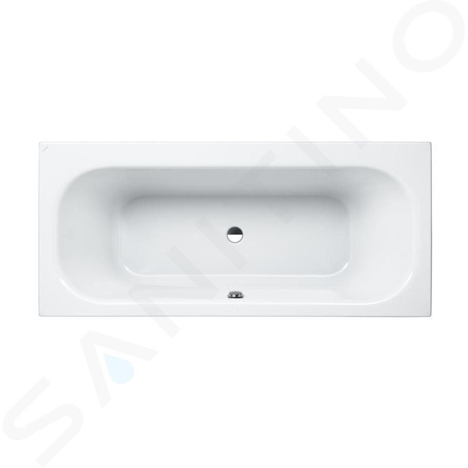 Laufen Solutions - Vana, 1700x750 mm, bílá H2235300000001